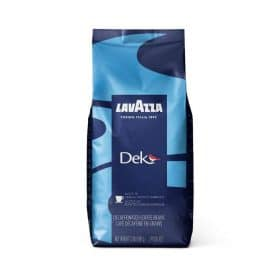 lavazza dek coffee
